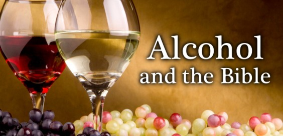 Bible Verses About Drinking Wine